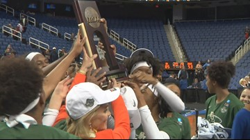 Lady Bears to visit White House on Monday