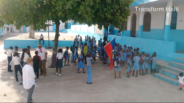 Central Texas pastor supporting Transform Haiti describes challenges migrants face at home