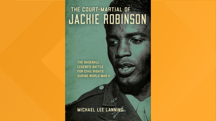 Jackie Robinson Day | Robinson court-martialed on Fort Hood for refusing to sit in the back of the bus