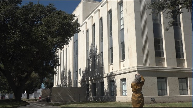 'It sets the pace for the community' | Falls County celebrates its fully renovated courthouse
