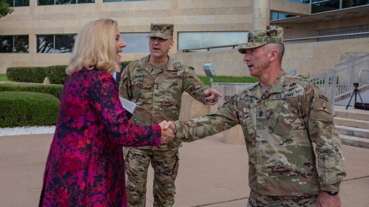 New Secretary of Army visits Fort Hood for 'Operation People First' update