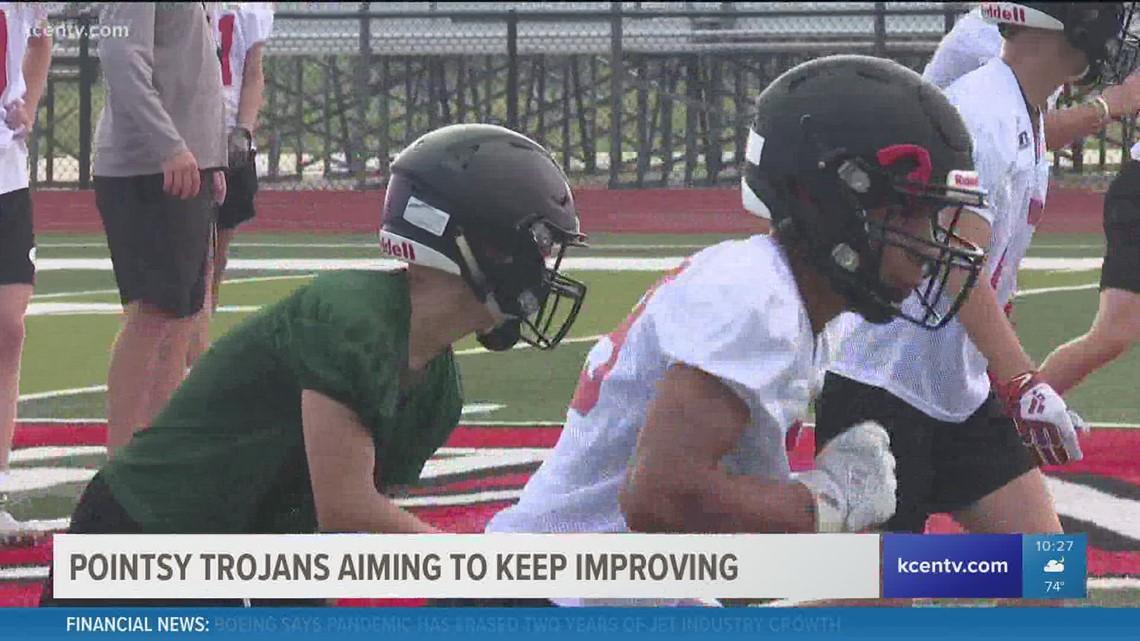 GOTW: Pointsy Trojans aiming to keep improving