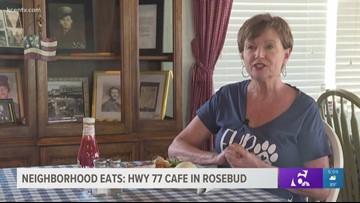 Neighborhood Eats: Highway 77 Cafe in Rosebud