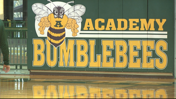 Academy is home to the area's hottest boys basketball team