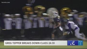 Greg Tepper breaks down Class 2A DI