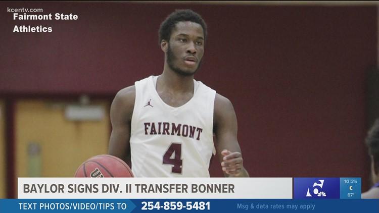 Scott Drew lands Div. II transfer Bonner