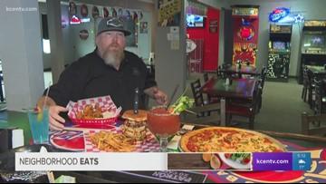 Neighborhood Eats: The Endzone Sports Bar & Grill
