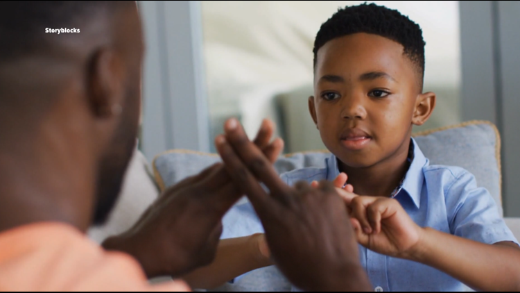 Deaf Awareness Week | Bringing together two cultures through beautiful language
