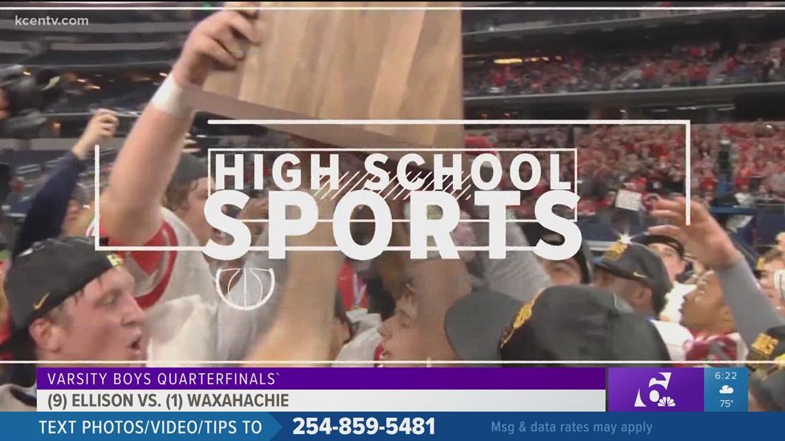 Central Texas high school basketball varsity quarterfinals roundup