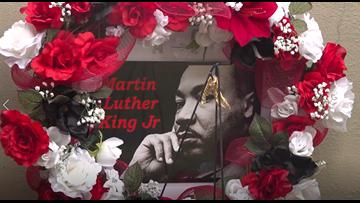 Waco community hosts 32nd annual MLK wreath-laying ceremony
