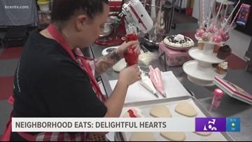 Neighborhood Eats: Delightful Hearts Sweet Treats