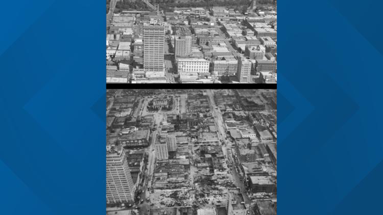 Photos: The Waco Tornado of 1953