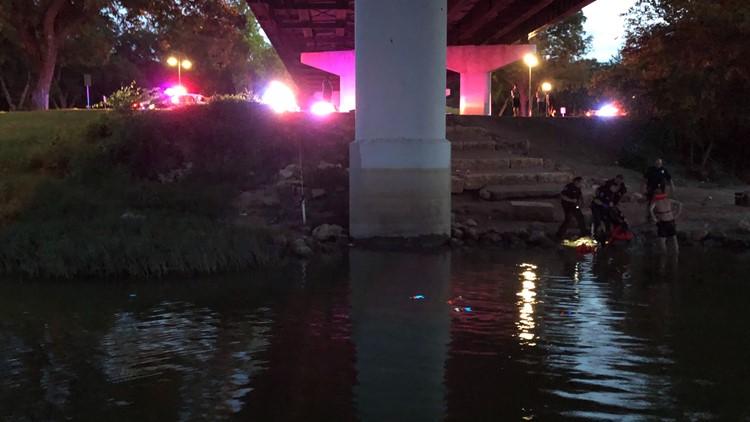 Waco River Safari rescues woman from Brazos River