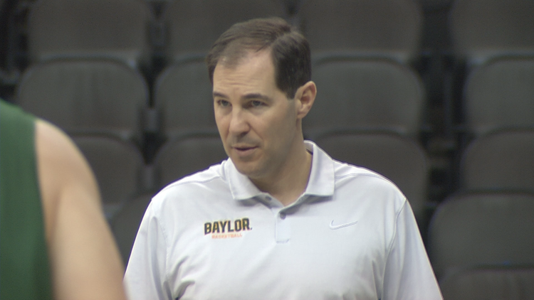 Baylor's Drew on Naismith Coach of the Year watch list