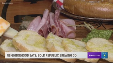 Neighborhood Eats: Bold Republic Brewing Co.