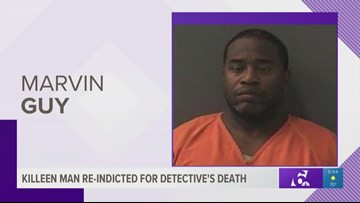 Killeen man charged second time in death of KPD detective