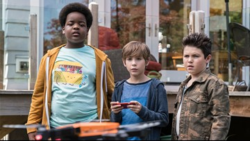Director's Chair   The 'Good Boys' are causing trouble in theaters this weekend