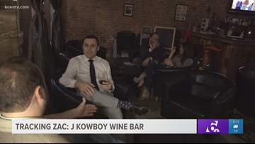 Tracking Zac: J Kowboy Wine Bar