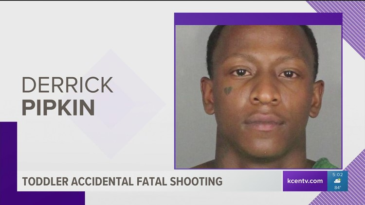 Waco Police identify man charged in fatal 2-year-old accidental shooting