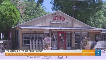 Neighborhood Eats: Taking a bite at 'The Shed'