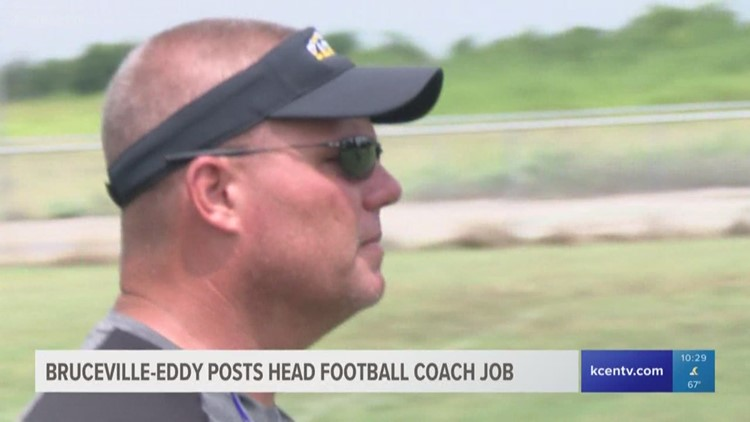 Bruceville-Eddy posts head football coach job