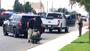 "Midland-Odessa shooter called  911 with ""rambling statement"" 15 minutes before shooting began, FBI says"