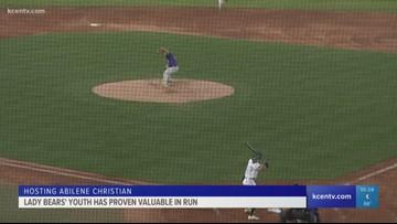 Baylor baseball defeats Abilene Christian behind Loftin's dingers