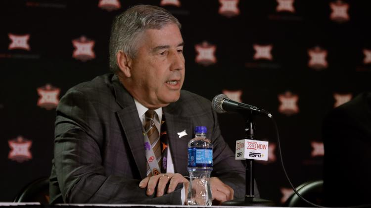 Big 12 won't reschedule football games canceled due to COVID-19