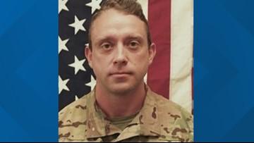 Funeral held for Fort Hood soldier killed in Afghanistan
