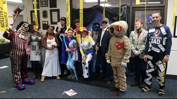 Vote: Who will win Halloween 2019?