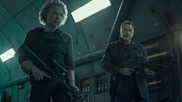 Another 'Terminator,' 'Harriet' hits theaters this weekend | Director's Chair