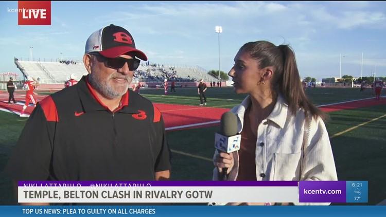 GOTW: Live interview with Belton Head Coach Brett Sniffin