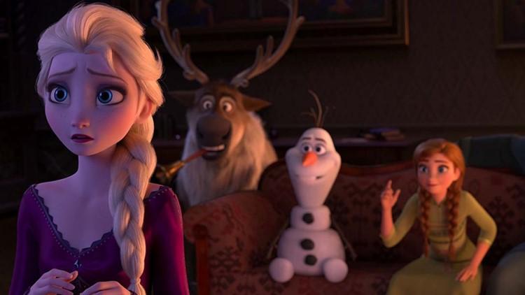 'Frozen II' has arrived! | Director's Chair
