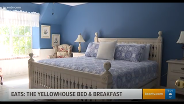 Relax and Dine at Yellow House Bed and Breakfast | Neighborhood Eats