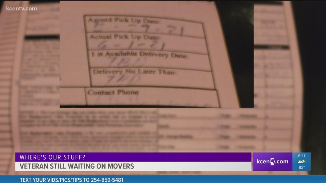 6 Fix | Navy veteran, wife waiting weeks for belongings after move