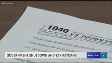 Will the government shutdown delay tax returns?