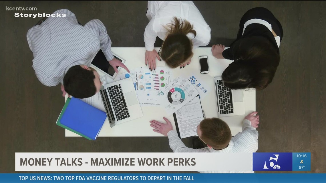 How to maximize your work benefits   Money Talks