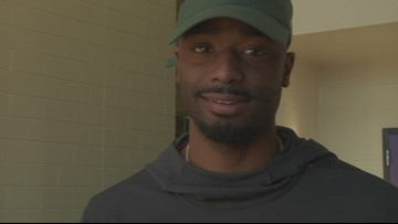 FULL INTERVIEW: Baylor WR Pooh Stricklin retires from football