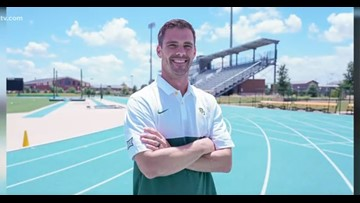 Benjamin Dalton hired as Baylor assistant sprints and hurdles coach