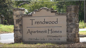 'Unfit for human occupancy:' City of Waco threatens to sue apartment complex
