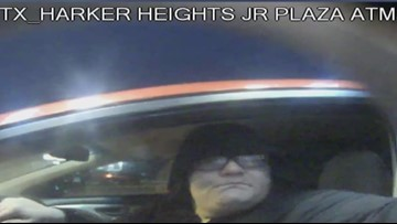 Harker Heights police look for suspected check thief
