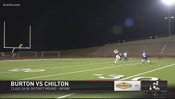 FNL PLAYOFFS WEEK ONE: Burton vs. Chilton