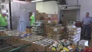 Tracking Zac: Love of Christ Food Pantry