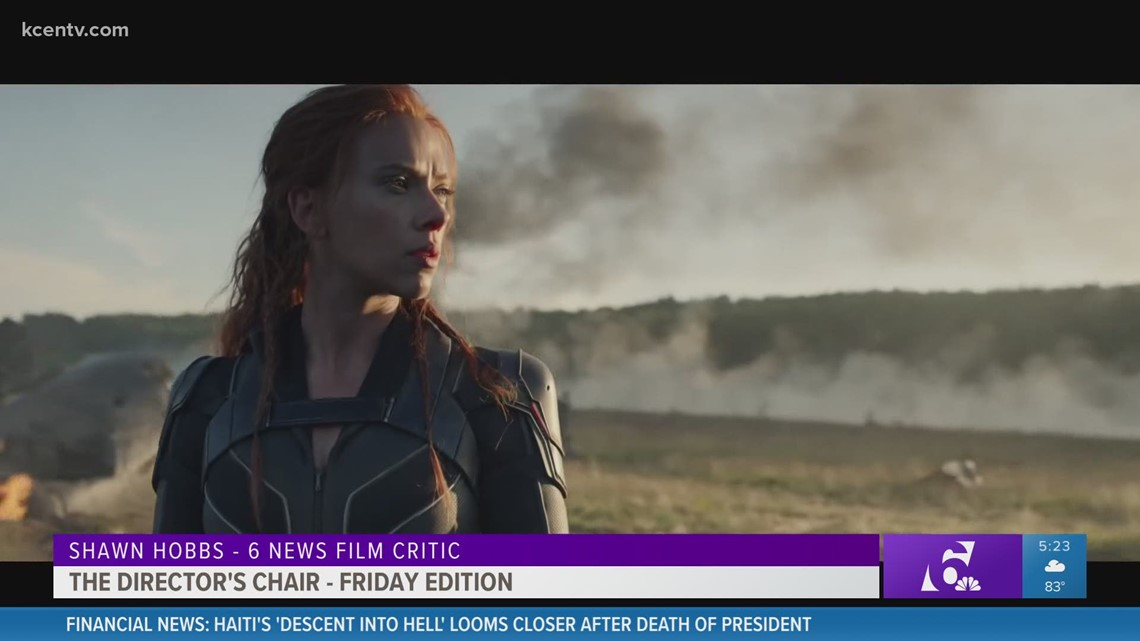 Director's Chair   Black Widow out now but how good is it?