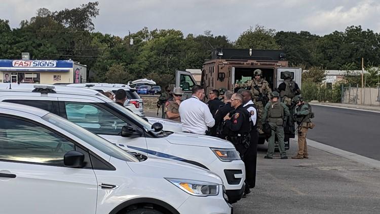 Police investigate shooting at Bridgewater Apartments in Killeen