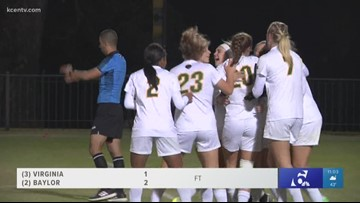 Baylor soccer hosts Virginia in Sweet 16 clash