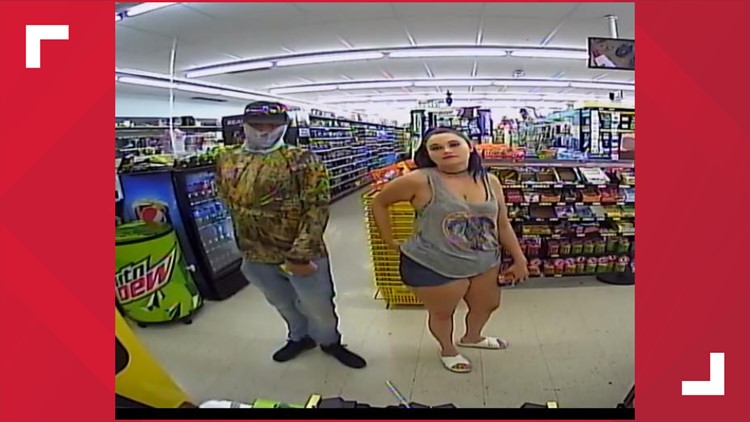 Temple PD searching for two burglary suspects accused of stealing truck