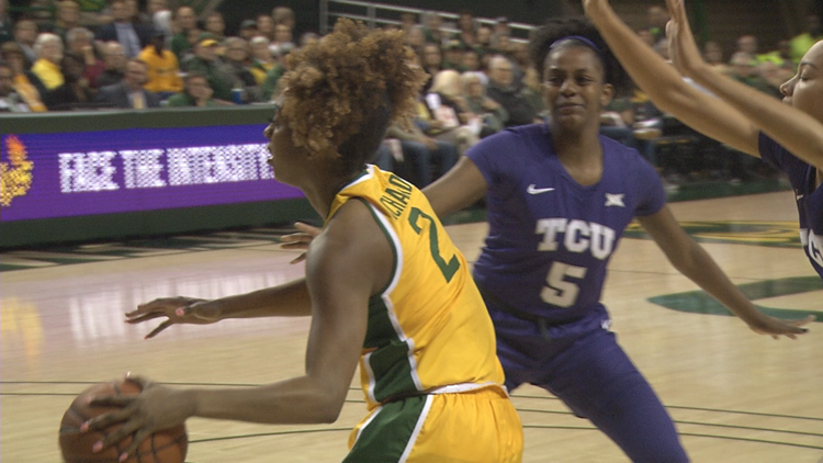 Baylor's Richards tabbed WBCA National Defensive Player of the Year