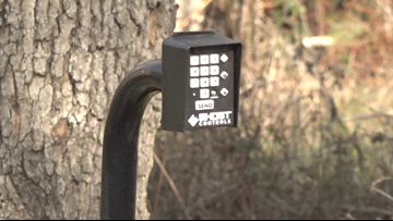 Gatesville woman questions law enforcement's right to search her property