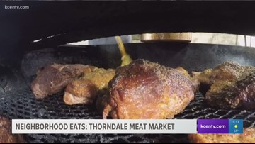 Neighborhood Eats: Thorndale Meat Market